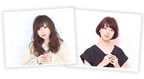 東京のトップスタイリストの最新スタイルが毎月更新!